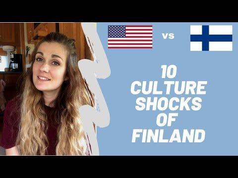 10 kulttuurishokkia suomesta