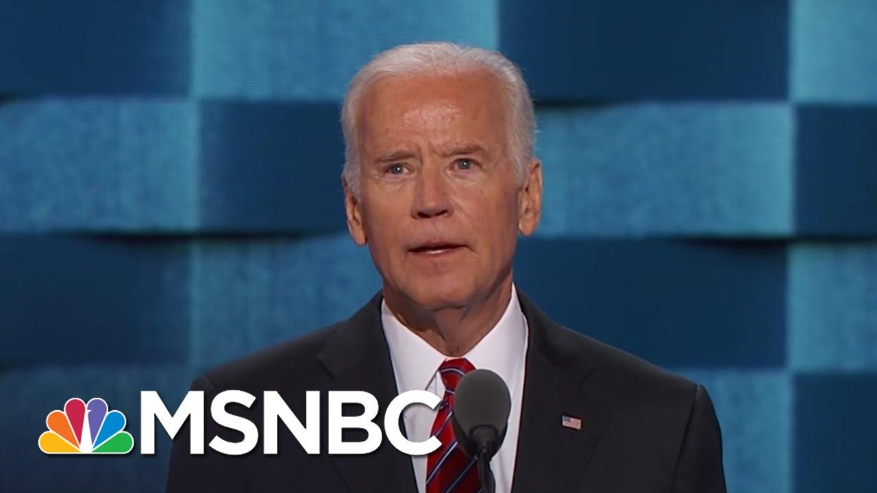 Joe Biden Remembers Son Beau | MSNBC thumbnail