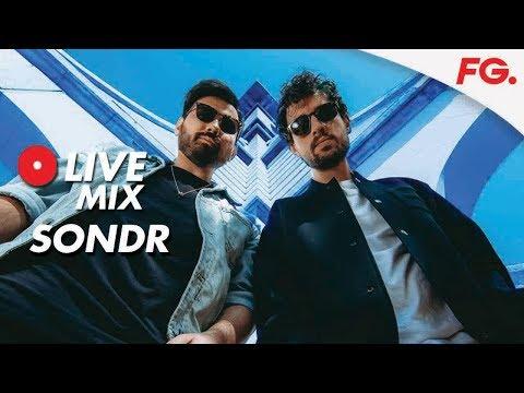 SONDR | INTERVIEW & MIX LIVE | HAPPY HOUR | RADIO FG