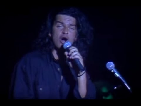 Ricardo Arjona video Mujeres - Teatro Opera 1995 - Argentina