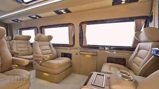 Mercedes Benz Sprinter SVD1010 VIP Design by TRIMO