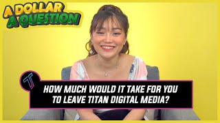 """I Would Leave Titan For"" - Jasmine"