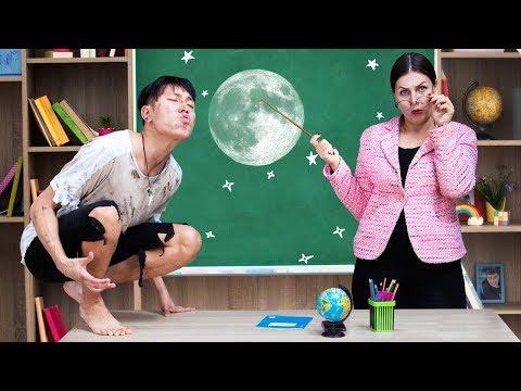 9 Fun and Useful School Supplies / Werewolf at School