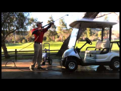 2020 Yamaha PW3028A/B Pressure Washer in San Jose, California - Video 2