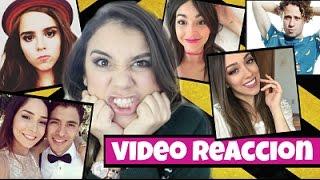 VIDEO REACCION - YOUTUBERS EN SUS INICIOS
