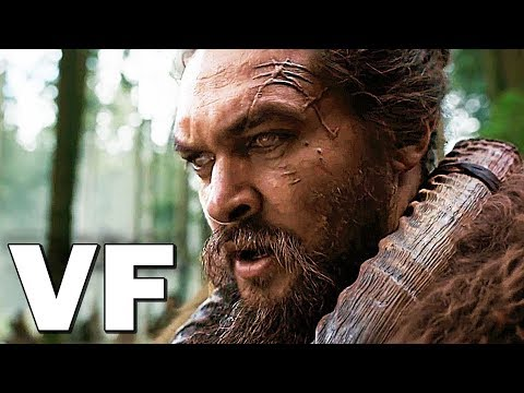 SEE Bande Annonce VF (2019) Jason Momoa, Série Apple TV +