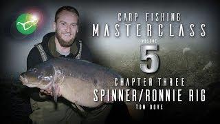 Korda Carp Fishing Masterclass 5: Ronnie RigSpinner Rig | Tom Dove | Free DVD 2018
