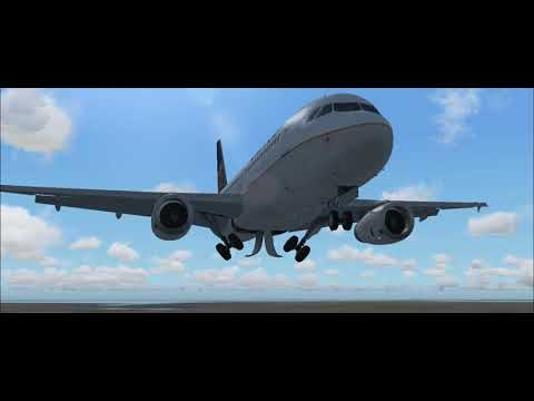 FS2004 - United Airlines
