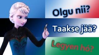 Frozen - Let It Go (Finno-Ugric Mix)