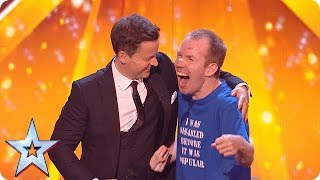 My #BGT Story: Lost Voice Guy   Britain's Got Talent 2018