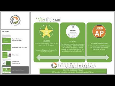 Everything You Should Know About the LEED v4 BD+C Exam - An ...