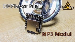 DFPlayer Mini - MP3 Player Modul [German/Deutsch]