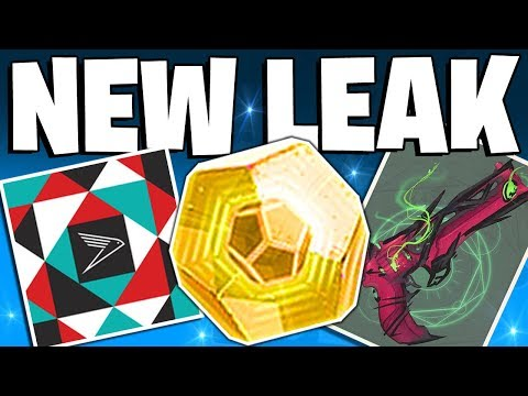 Destiny 2 LEAK: New EXOTIC - The ROSE, New Dungeon, Mamba Comp Mode & Sparrow Racing!