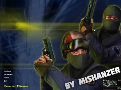 обзор на сборку Counter strike 1 6 от MrBean