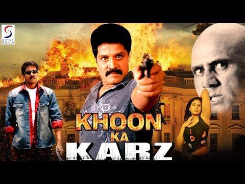 Khoon Ka Karz - South Indian Super Dubbed Action Film - Latest HD Movie 2019