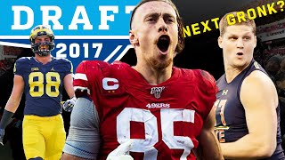 Who Were the 8 TE's Taken Before George Kittle & What Were Teams/ Scouts Thinking at the Time?