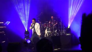 Joe McElderry - Real Late Starter - Newtown - SYSA Tour