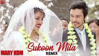 SUKOON MILA REMIX   Mary Kom   Priyanka Chopra   DJ Notorious - HD