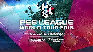 PES LEAGUE WORLD TOUR 2018 EUROPE ROUND Teaser Movie