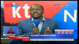 Prosecution of the Eldoret murder of three children request for more time