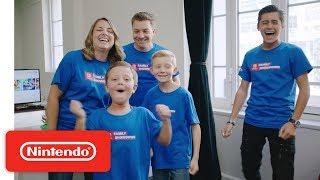 Meet the Contestants | Ep. 1 | Nintendo Switch Family Showdown