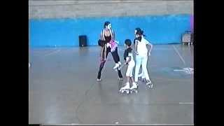 preview picture of video 'Campus patinatge El Pont de Suert 2010'