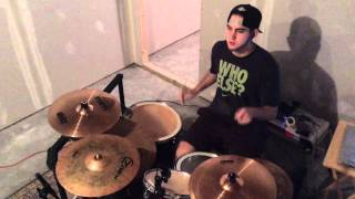 All My Own Stunts - Arctic Monkeys Drum Cover