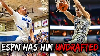 Mac McClung was a HS GOD but.. Why isn't the NBA interested?