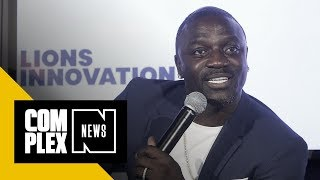 Akon Announces the Launch of His Own Cryptocurrency Akoin