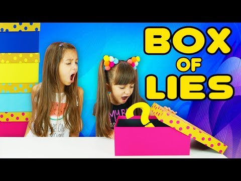 BOX of LIES Part 2