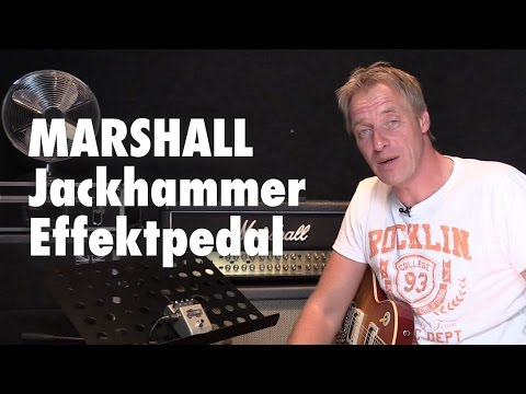 Marshall Jackhammer JH-1 Overdrive & Distortion