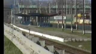 preview picture of video 'Dwa pospieszne w Sędziszowie'