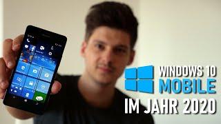 Windows 10 Mobile im Jahr 2020: Was wurde aus Windows Phone?