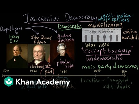 ap history jacksonian democracy