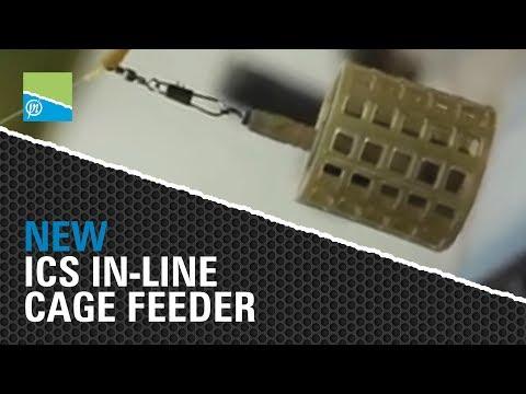 Momitor Preston ICS In-Line Cage Feeder