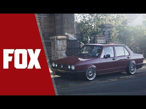 Randall's FOX - VW | Work Rezax wheels | Static | Shaved bay (4K)