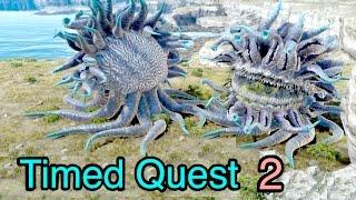 Final Fantasy XV: Timed Quest 2 (Malboro and Malbodoom)