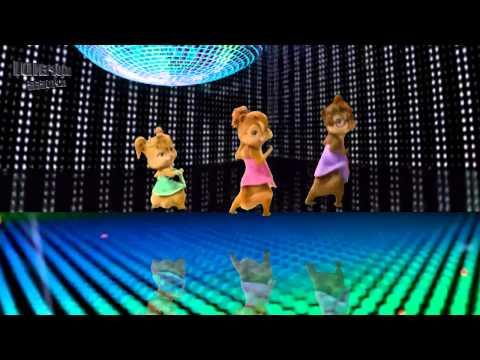 Chipettes mi mi mi (of Serebro)  Video movie LightSpectrum