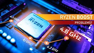 How To Find & FIX Ryzen 3000 Boost Problems