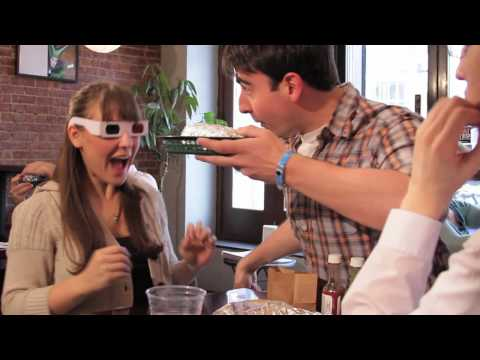 New 3D Burritos Will Revolutionise The Burrito Industry