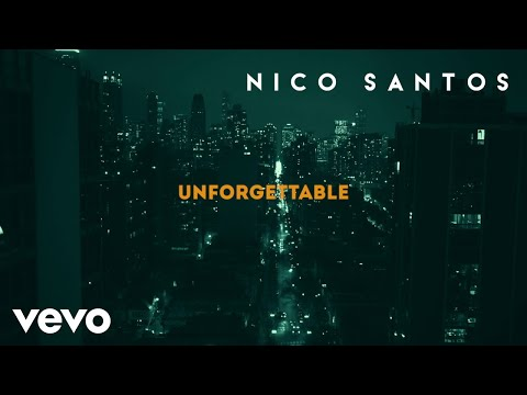 Nico Santos Unforgettable