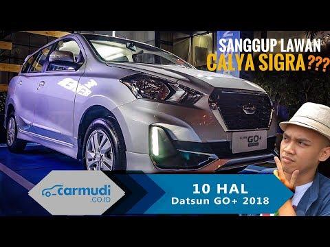 Datsun GO+ 2018 (Facelift) - 10 HAL yang Perlu Diketahui | Carmudi Indonesia