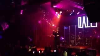 Daley - Those Who Wait (Live @ Highline Ballroom, NYC)