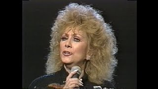 """Dottie West  """"Sometimes When We Touch""""  GREAT Live Version!!"""