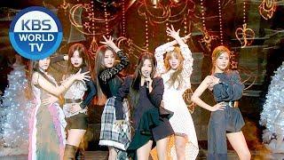 (G)I-DLE ((여자)아이들) - LATATA [Music Bank / 2018.12.21]
