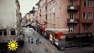 Nya Bilderna Från Vansinnesfärden På Drottninggatan Viktiga För Rättegången - Nyhetsmorgon (TV4)