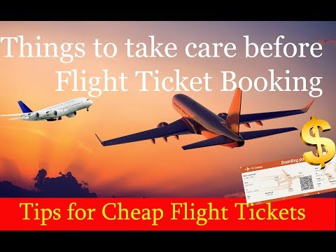 Things to know before booking Flight Tickets! Why do fares increase when you search again???