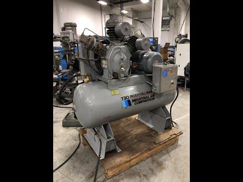 Heavy duty reciprocating compressor