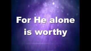 Oh, Come Let Us Adore Him (w/Lyrics) - Karen Clark Sheard