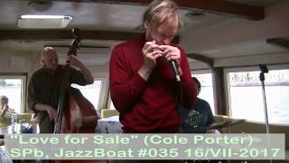 "Max Nekrasov Quartet - ""Love for Sale"" (Cole Porter)"